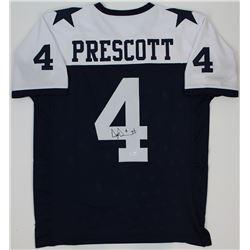 Dak Prescott Signed Cowboys Jersey (JSA COA)