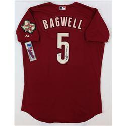 Jeff Bagwell Signed Astros Jersey (TriStar Hologram)