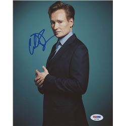 Conan O'Brien Signed 8x10 Photo (PSA COA)