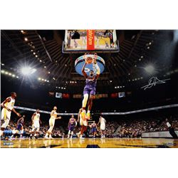 "Deandre Ayton Signed Suns ""Slam Dunk"" 16x24 Limited Edition Photo (Game Day Legends COA  Steiner COA"
