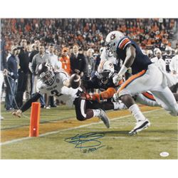 "Johnny Manziel Signed Texas AM Aggies 16x20 Photo Inscribed ""'12 Heisman"" (JSA COA)"