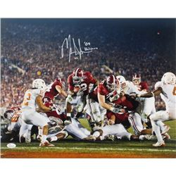 "Mark Ingram Jr. Signed Alabama Crimson Tide 16x20 Photo Inscribed ""'09 Heisman"" (JSA COA)"