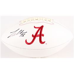 Landon Collins Signed Alabama Crimson Tide Logo Football (GTSM Hologram  Radtke COA)