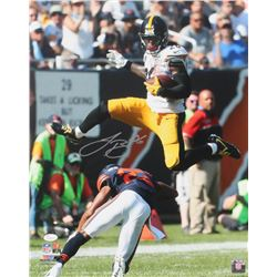Le'Veon Bell Signed Steelers 16x20 Photo (JSA COA)