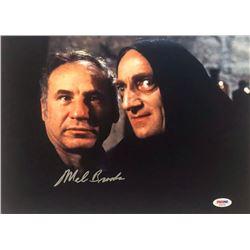 "Mel Brooks Signed ""Young Frankenstein"" 11x14 Photo (PSA COA)"