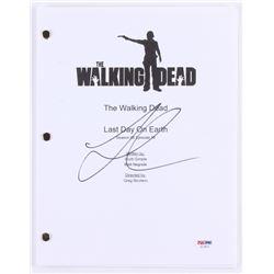 "Lauren Cohan Signed ""The Walking Dead"" Full Episode Script (PSA COA)"