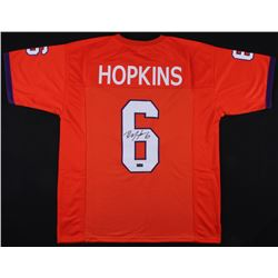DeAndre Hopkins Signed Clemson Tigers Jersey (Radtke COA)