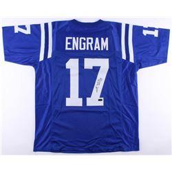 Evan Engram Signed Ole Miss Rebels Jersey (Radtke COA)