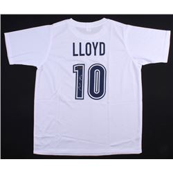 Carli Lloyd Signed Team USA Jersey (Radtke COA)