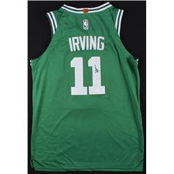 Kyrie Irving Signed Celtics Jersey (JSA COA)