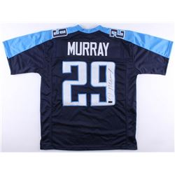 DeMarco Murray Signed Titans Jersey (Radtke COA)