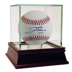 "Jim Thome Signed Baseball Inscribed ""HOF 2018"" (Steiner COA)"