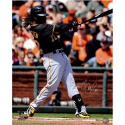 Andrew McCutchen Signed Pirates 16x20 Photo (MLB)