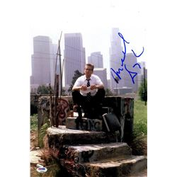 Michael Douglas Signed 11x14 Photo (PSA COA)