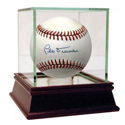 Leo Durocher Signed ONL Baseball (JSA COA)