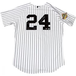 Tino Martinez Signed Yankees Jersey with 1996 World Series Patch (MLB)