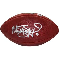 "Matt Stafford Signed ""The Duke"" NFL Football (Fanatics Hologram  Steiner COA)"