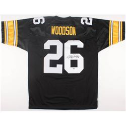 Rod Woodson Signed Steelers Jersey (Radtke COA)
