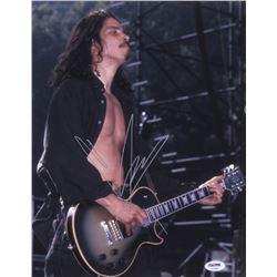 Chris Cornell Signed 11x14 Photo (PSA Hologram)
