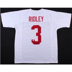 Calvin Ridley Signed Alabama Crimson Tide Jersey (JSA COA)