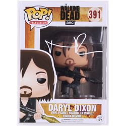 Norman Reedus Signed The Walking Dead  Daryl Dixon  Funko Pop Figure (Radtke COA)