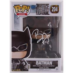 "Ben Affleck Signed ""DC Heroes"" Funko Pop Vinyl Figure (Beckett COA)"
