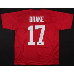 Kenyan Drake Signed Alabama Crimson Tide Jersey (Radtke COA)