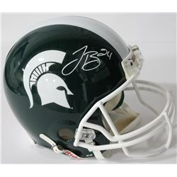 Le'Veon Bell Signed Michigan State Spartans Authentic On-Field Full-Size Helmet (JSA COA)