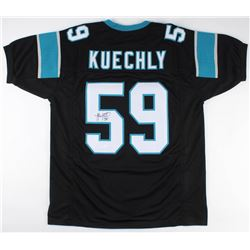Luke Kuechly Signed Carolina Panthers Jersey (JSA COA)