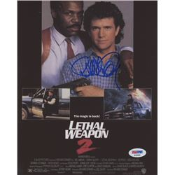 "Richard Donner Signed ""Lethal Weapon 2"" 8x10 Photo (PSA COA)"