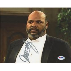 "James Avery Signed ""The Fresh Prince of Bel-Air"" 8x10 Photo (PSA COA)"