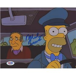 "Mel Brooks Signed ""The Simpsons"" 8x10 Photo (PSA COA)"