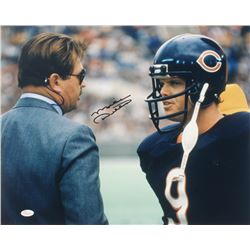 Mike Ditka Signed Bears 16x20 Photo (JSA COA)
