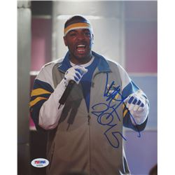 Method Man Signed  Wu-Tang Clan  8x10 Photo Inscribed  2015  (Beckett COA)