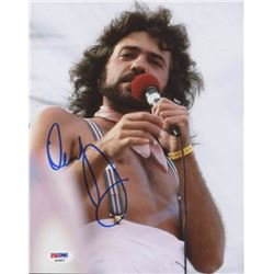 "Dennis DeYoung Signed ""Styx"" 8x10 Photo (PSA COA)"