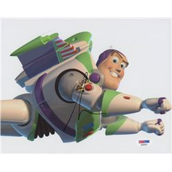 "Tim Allen Signed ""Toy Story"" 8x10 Photo (PSA COA)"