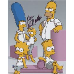"Dan Castellaneta Signed ""The Simpsons"" 8x10 Photo (Beckett COA)"