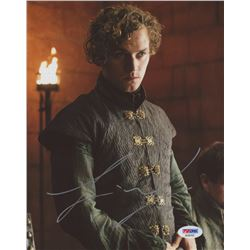 "Finn Jones Signed ""Game of Thrones"" 8x10 Photo (PSA COA)"