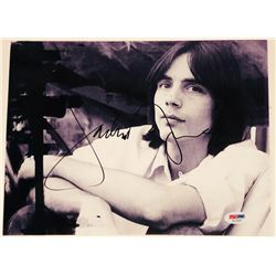 Jackson Browne Signed 8.5x11 Photo (PSA COA)