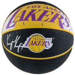 Kyle Kuzma Signed Lakers Logo Basketball (Fanatics Hologram)