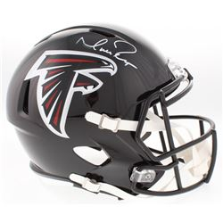 Matt Ryan Signed Falcons Full-Size Speed Helmet (JSA COA)
