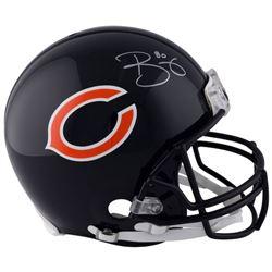 Trey Burton Signed Bears Full-Size Authentic On-Field Helmet (Fanatics Hologram)