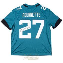 Leonard Fournette Signed Jaguars 2018 Nike Jersey (Panini COA)