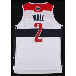John Wall Signed Wizards Jersey (JSA COA)