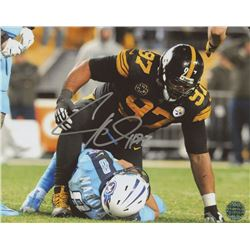 Cameron Heyward Signed Steelers 8x10 Photo (Heyward Hologram)