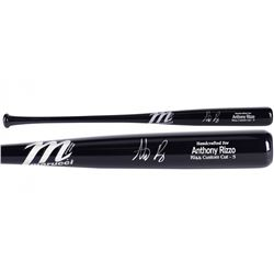 Anthony Rizzo Signed Marucci Player Model Rizz44 Baseball Bat (Fanatics Hologram)