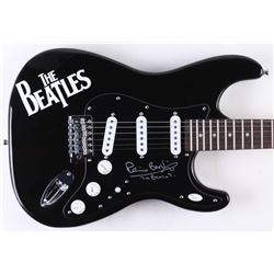 "Pete Best Signed The Beatles 38"" Electric Guitar (JSA COA)"