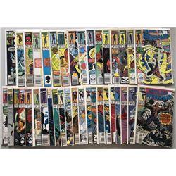 Lot of (38) 1981-1994 Marvel Tales Comic Books