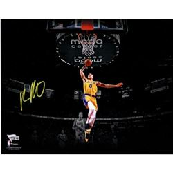"Kyle Kuzma Signed Lakers ""Spotlight"" 11x14 Photo (Fanatics Hologram)"