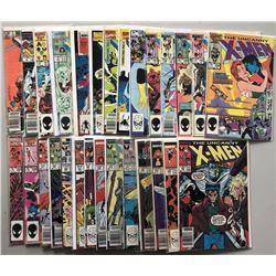 Lot of (28) Marvel Uncanny X-Men Comic Books